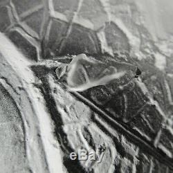 COUPE Cristal ou Verre MADE IN FRANCE Floral Art Deco 1930/daum/lalique/degué