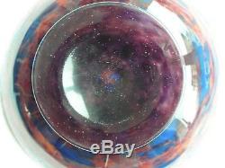 Coupe pate de verre schneider art deco 1920 daum gallé legras le verre français