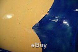 Cruche pichet pate de verre signée Delatte Nancy art déco