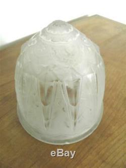 Maynadier Ogive De Lampe Centre De Lustre Art Déco Gilles Hettier Robert (246)