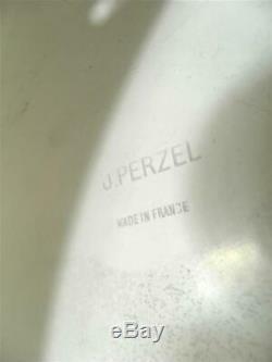 Perzel Lustre Plafonnier Art Déco Adnet Desny Lacroix (348)