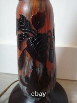 Pied De Lampe Art Deco Daurys Kralik