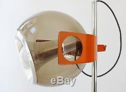 Raak Magnifique Lampadaire Eye-ball 1970 Vintage Space Age 70s Floor Lamp