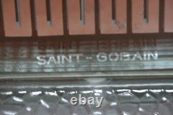 Radiateur art déco St Gobain, désign René COULON