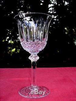Saint Louis Tommy 4 Wine Glasses Weingläser Verres A Vin 15 CM Cristal Taillé
