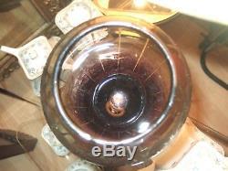 Très Beau vase de Charles Schneider époque 1930 le verre français Charder