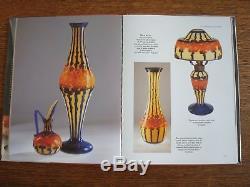 Vase Pâte de Verre multicouche Le verre Français glass cameo art deco Schneider